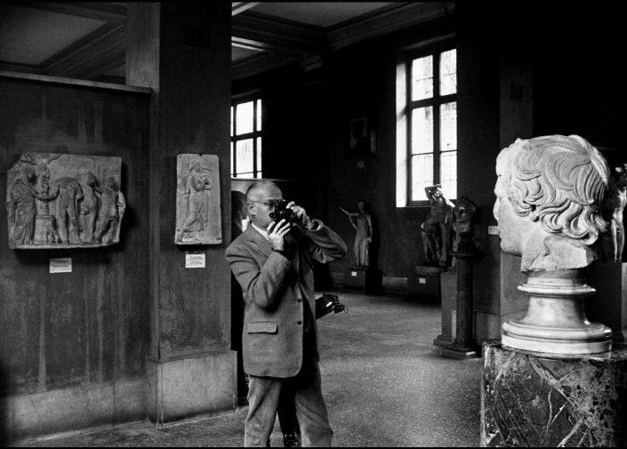 Henri Cartie – Bresson: Η Ελλάδα με τη ματιά του