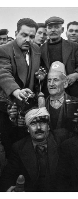 Ανδρέας Εμπειρίκος: Το Μπουρανί και ο εορτασμός του φαλλού (Τύρναβος)