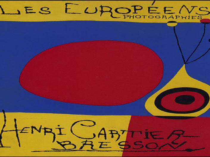 Henri Cartie - Bresson: Les Européens 1955 edition-2