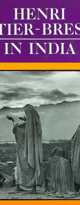 Henri Cartie – Bresson: In India