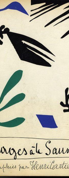 Henri Cartie – Bresson: The Decisive Moment first edition 1952