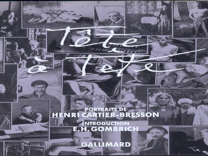 Henri Cartie – Bresson: Tete a Tete